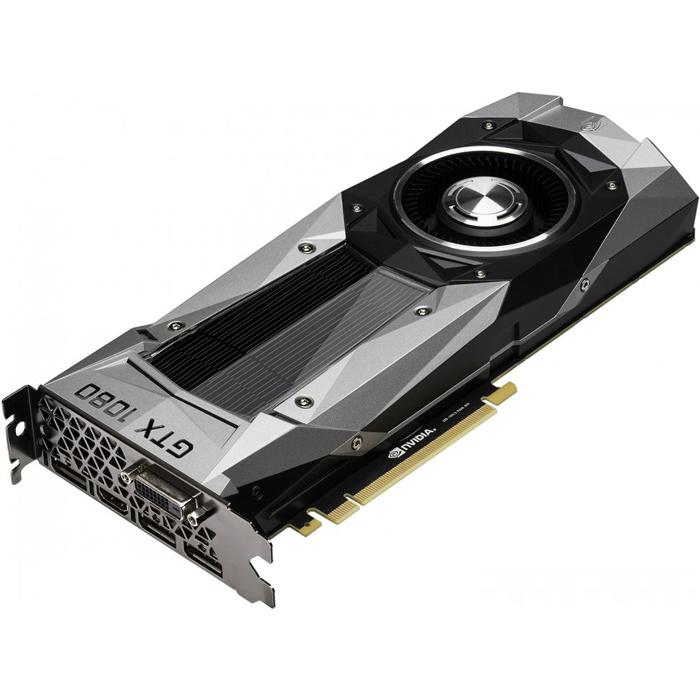 Видеокарта PCI-E Inno3D nVidia GeForce GTX 1080 8192Mb DDR5 ( N1080-1DDN-P6DN ) Ret