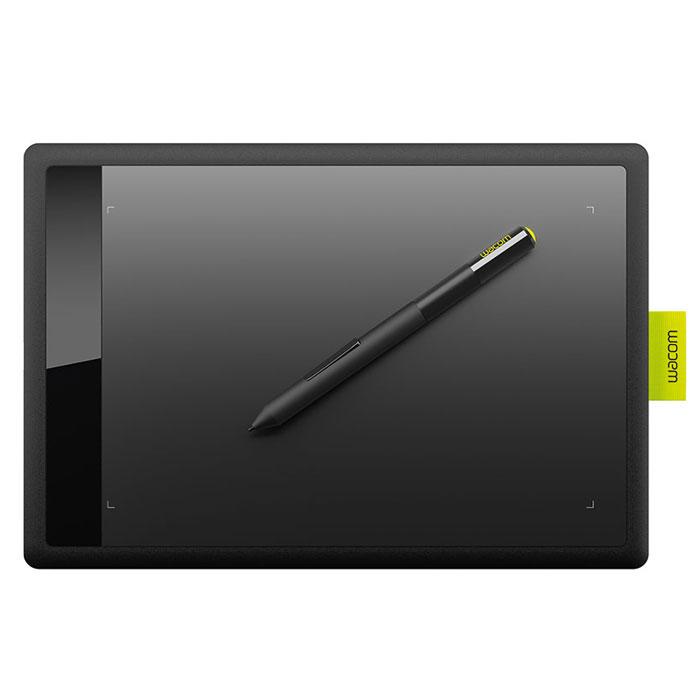 Как рисовать на планшете wacom one small