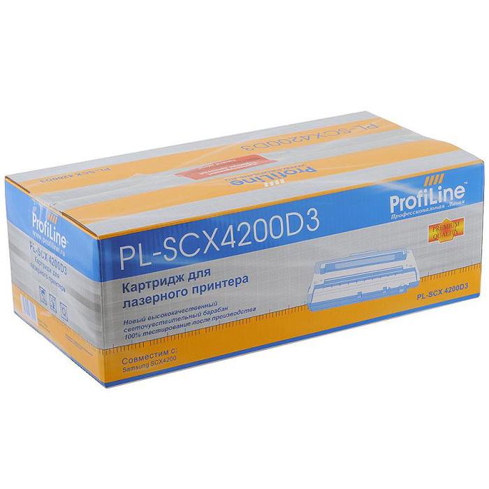 Картридж ProfiLine PL-SCX-4200