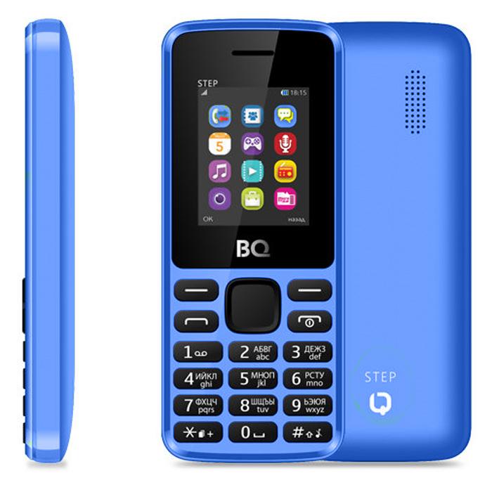 Сотовый телефон BQ Mobile BQM-1830 Step Blue