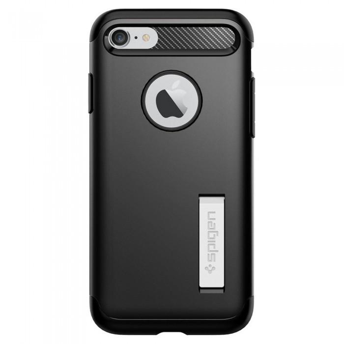 Чехол SGP Slim Armor 042CS20647 для iPhone 7, Черный