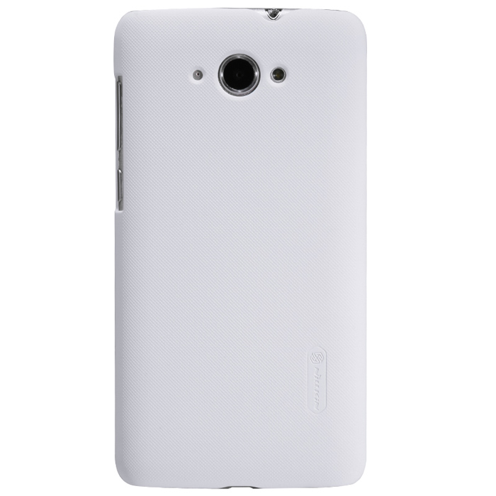 Чехол для Lenovo ideaphone S930 Nillkin Super Frosted Shield цвет белый T-N-LS930-002