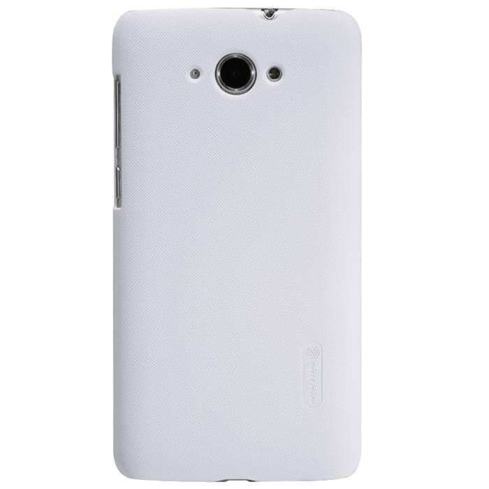 Чехол для Lenovo ideaphone S930 Nillkin Super Frosted Shield цвет белый T-N-LS930-002