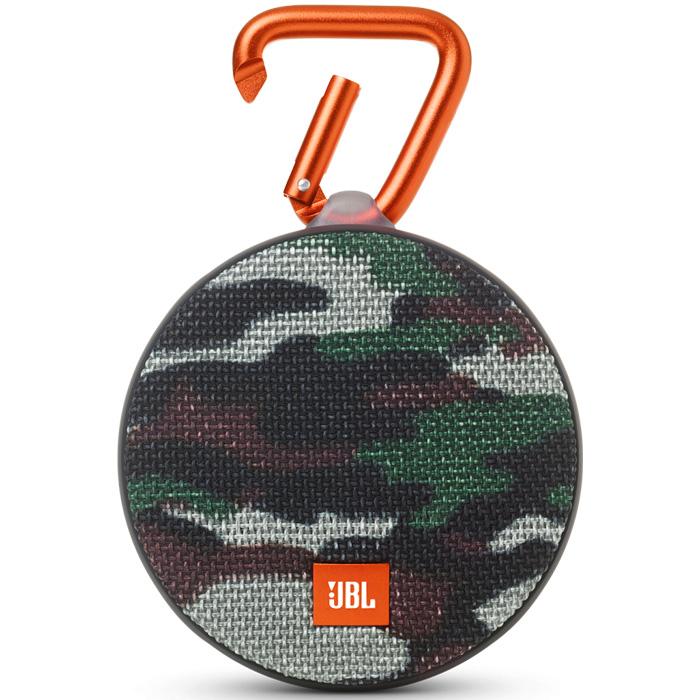 Акустическая система JBL Clip 2, Squad камуфляж