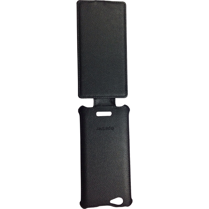 Чехол Partner Flip-case для Fly IQ4501 Quad Evo Energie 4, черный