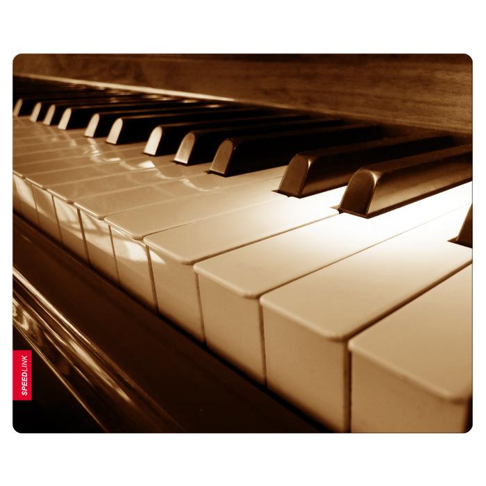 Коврик для мыши SpeedLink silk , Piano