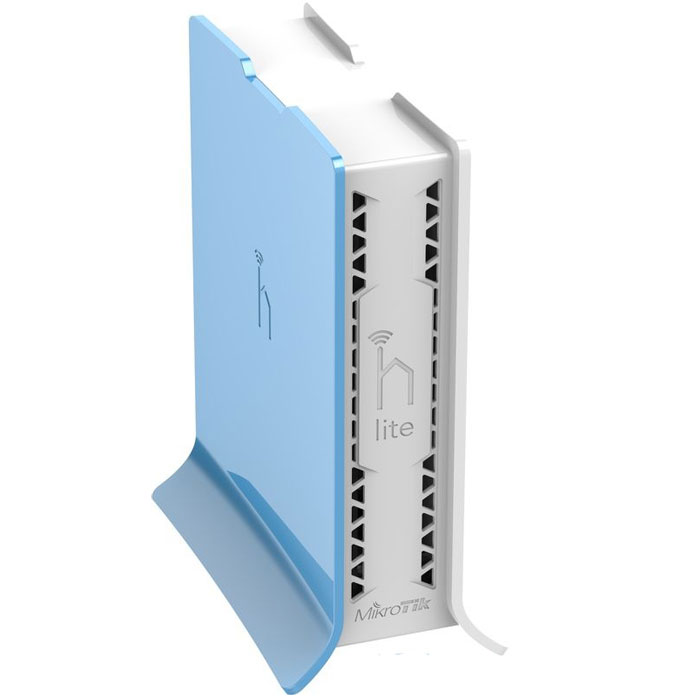 Беспроводной маршрутизатор MikroTik RB941-2nD-TC 802.11n 300Mbps 4xLAN