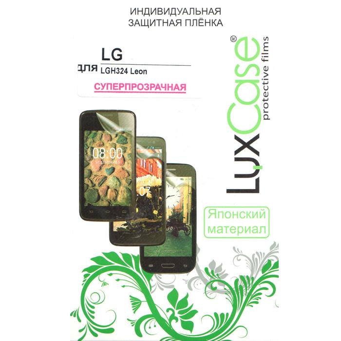 Защитная плёнка для LG H324 Leon Luxcase суперпрозрачная