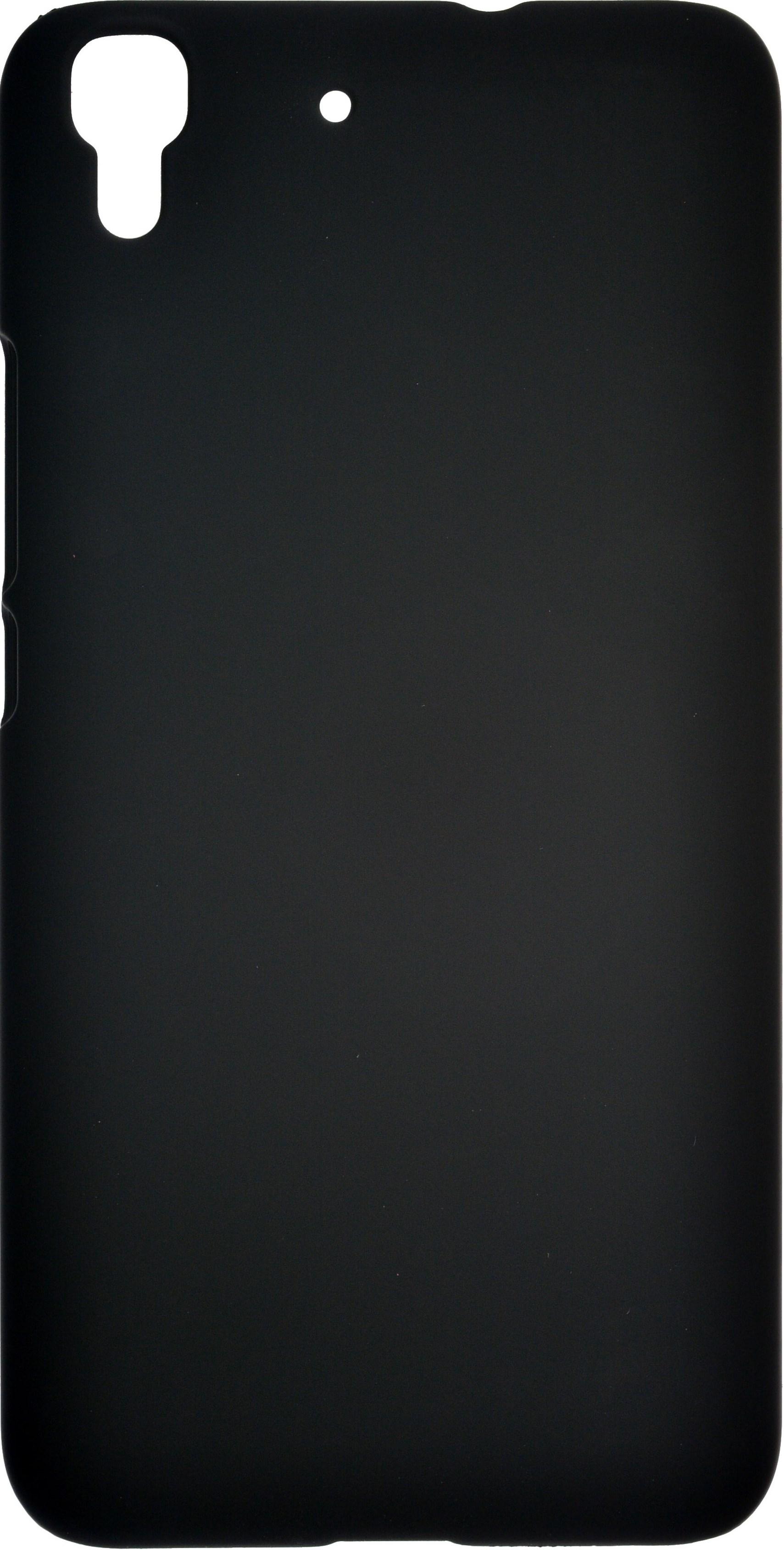 Чехол Skinbox 4People для Huawei Y6 черный