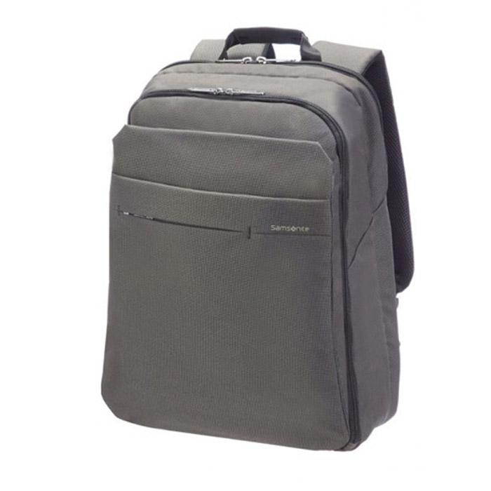 Рюкзак для ноутбука 15.6″ Samsonite 41U*007*08, серый, нейлоновый