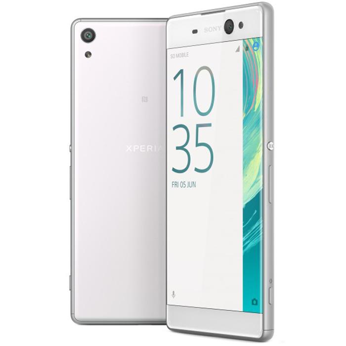 Смартфон Sony F3211 Xperia XA Ultra White