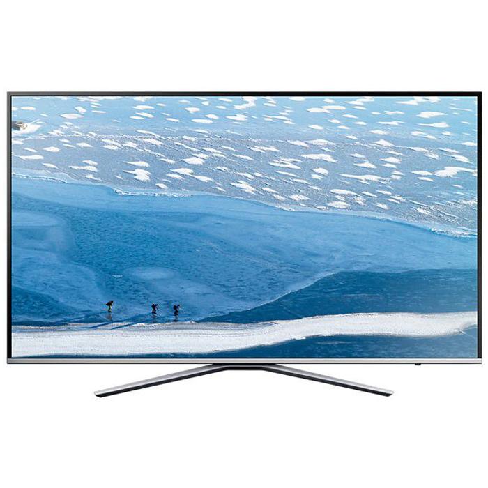 Телевизор ЖК 40″ Samsung UE40KU6400UX серебристый