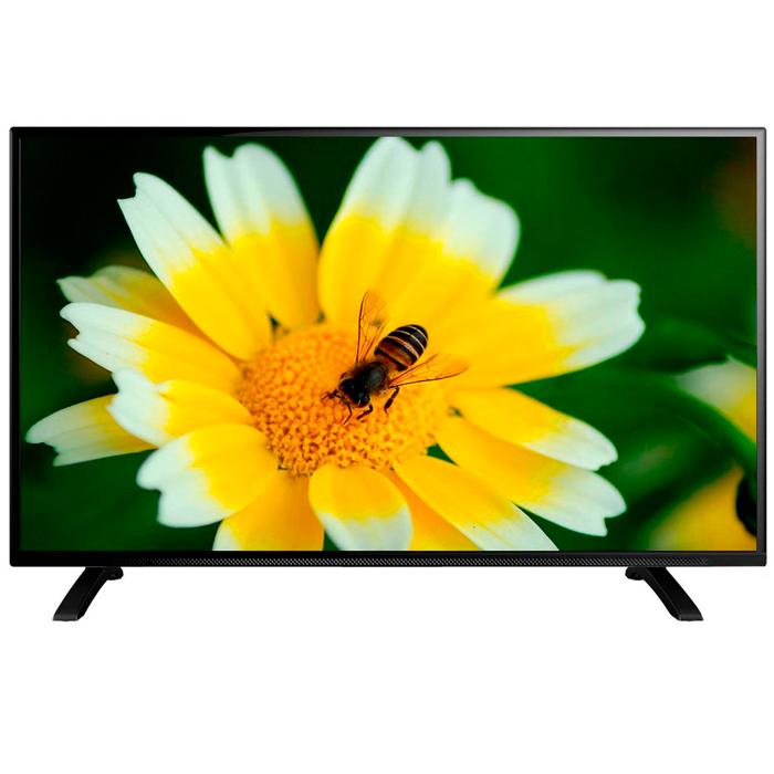 Телевизор ЖК 43″ Erisson 43LES76T2 черный