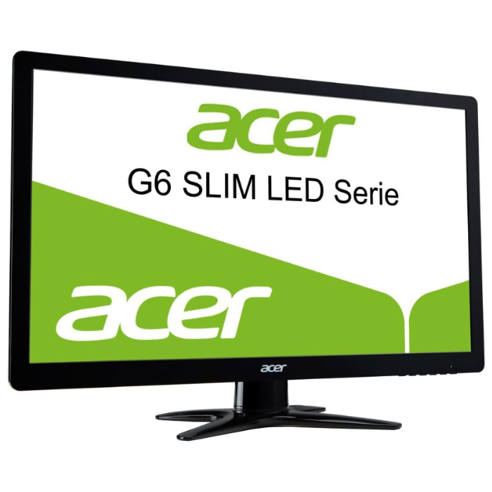 Монитор ЖК Acer G236HLBBID 23″ TN black DVI VGA HDMI