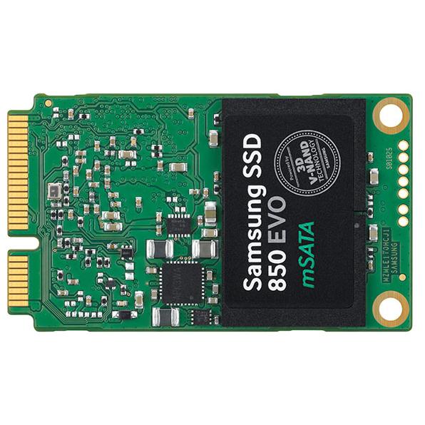 Накопитель SSD mSATA 500Гб Samsung 850 Evo ( MZ-M5E500BW )