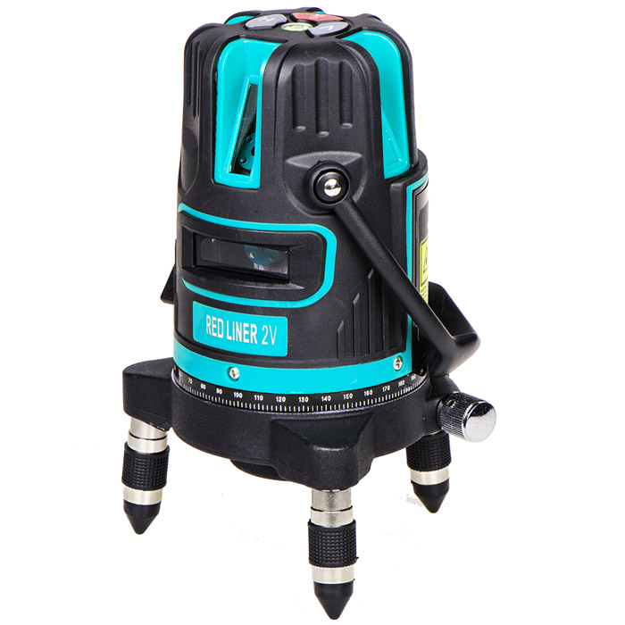 Лазерный нивелир INSTRUMAX REDLINER 2V