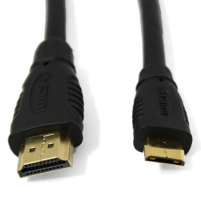 Кабель HDMI-miniHDMI 1.8м <> .