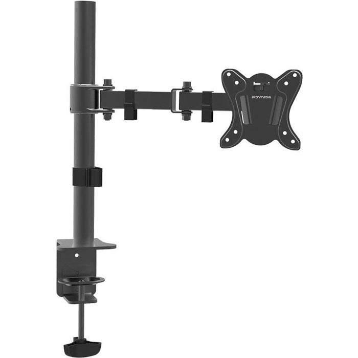 Кронштейн ARM Media LCD-T12 Vesa до 100×100 15-32′ max 12кг black для одного монитора
