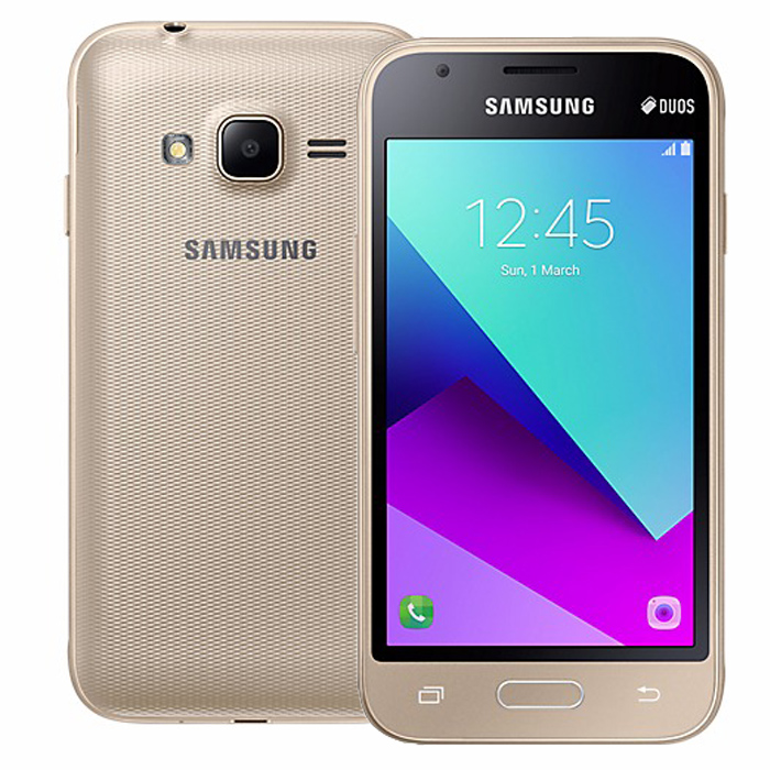 Смартфон Samsung Galaxy J1 Mini Prime (2017) SM-J106F/DS 8Gb золотой