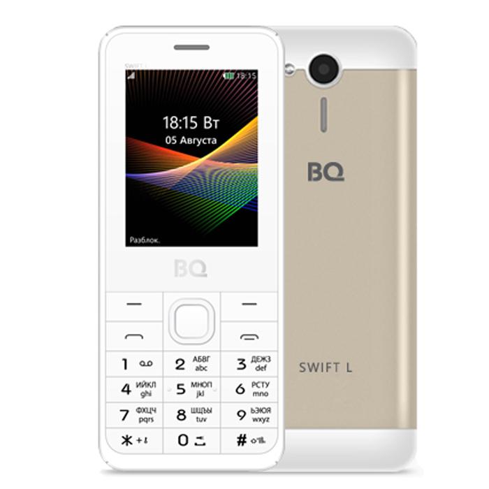 Сотовый телефон BQ Mobile BQ-2411 Swift L Gold