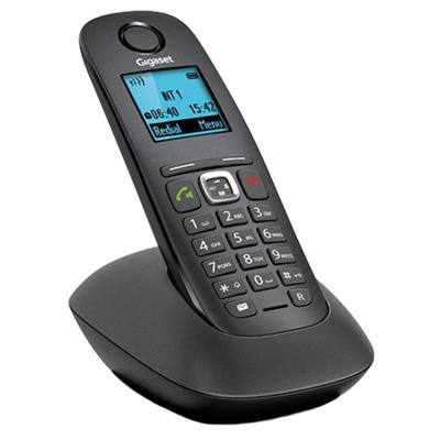 Телефон Dect Siemens A540 черный