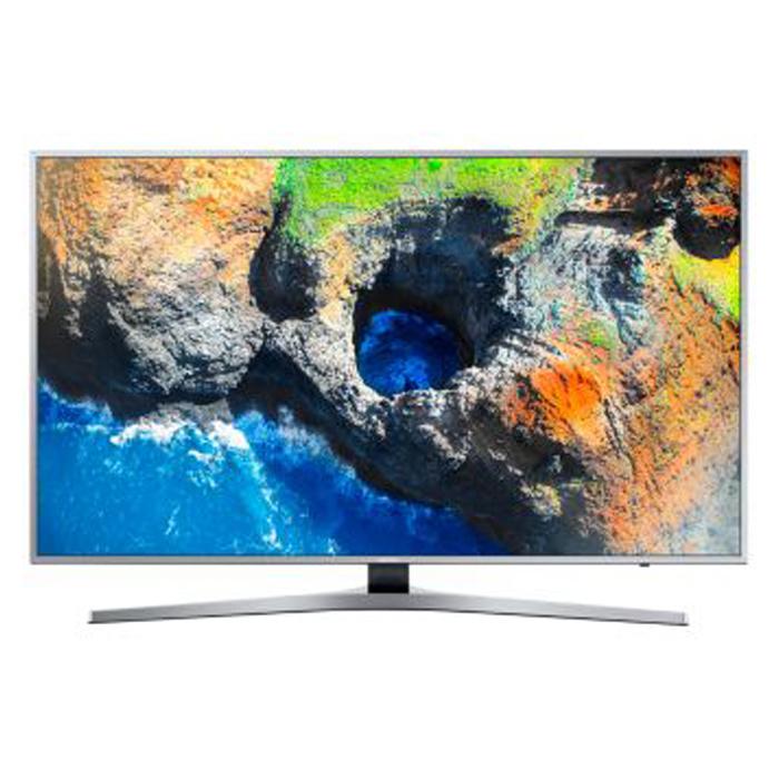 Телевизор ЖК 55″ Samsung UE55MU6400UX черный/серый