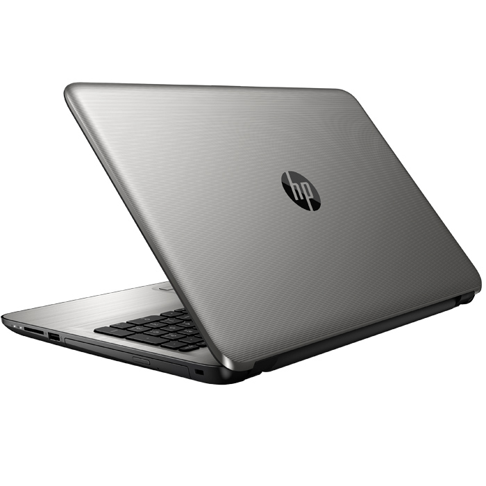 Ноутбук 15.6″ HP 15-ay012ur W6Y51EA Intel N3710/4Gb/500Gb/15.6″/DVD/Win10 серебристый ( W6Y51EA )
