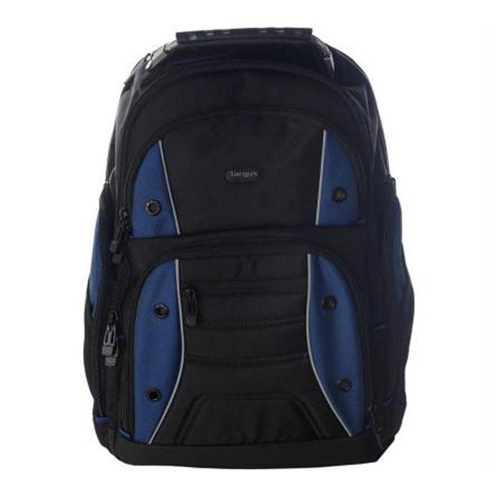 Рюкзак для ноутбука 16″ Targus Drifter TSB84302EU, черный, полиэстер