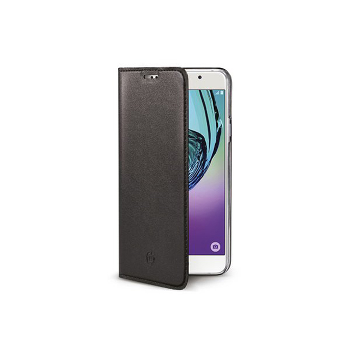Чехол Celly Air book-case для Galaxy A5 (2017) SM-A520F, черный