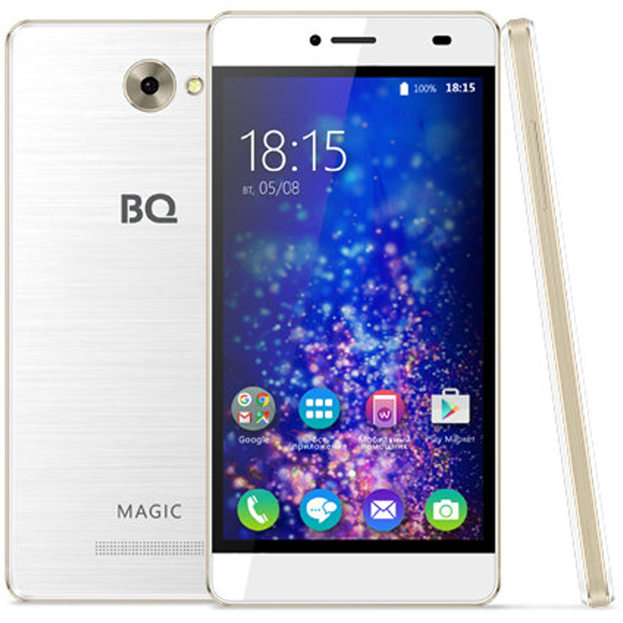 Смартфон BQ Mobile BQS-5070 Magic White