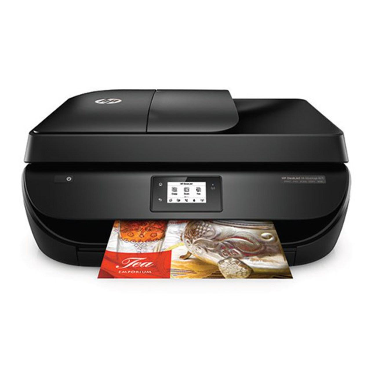 МФУ HP Deskjet Ink Advantage 4675 F1H97C цветное струйное с Wi-Fi