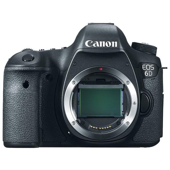 Зеркальный фотоаппарат Canon EOS 6D body (WG)