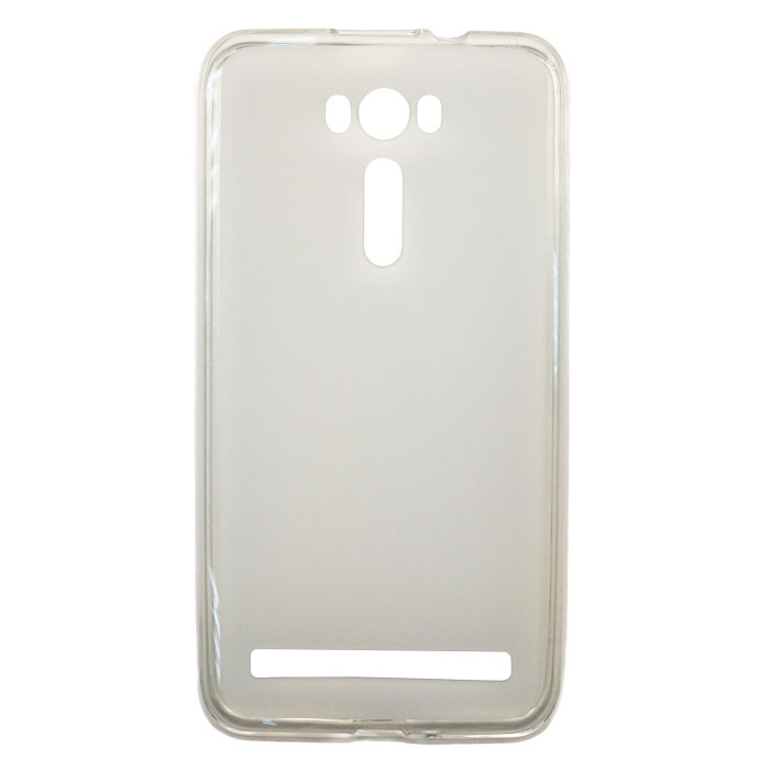 Чехол SkinBox Slim silicone 4People для Asus ZenFone 2 Laser ZE601KL прозрачный