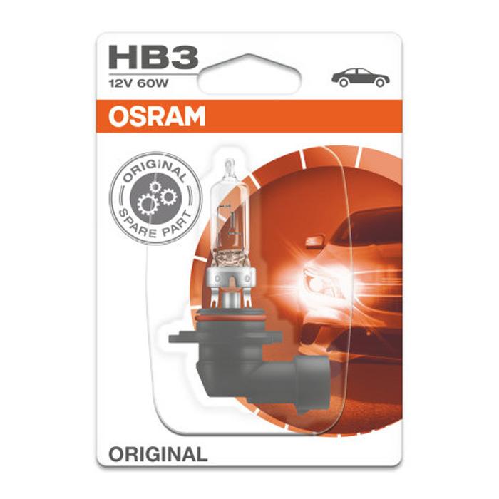 Лампа OSRAM HB3 60W Standart 1 шт.