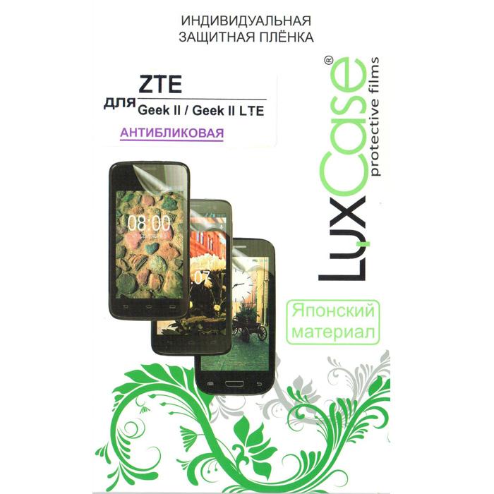 Защитная плёнка LuxCase для ZTE Geek 2, антибликовая