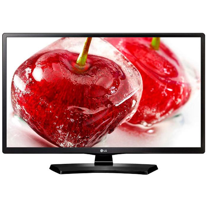 Телевизор ЖК 28′ LG 28LH491U черный