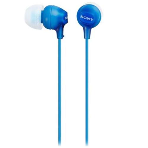 Наушники Sony MDR-EX15LPLI Blue