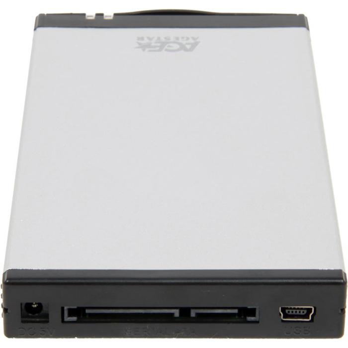 Мобильное шасси SATA AgeStar SCM2A Black