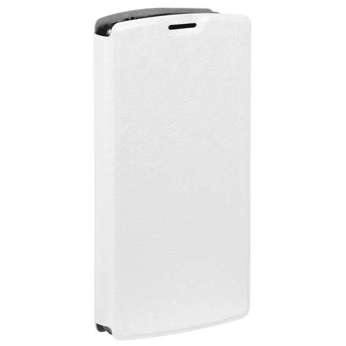 Чехол Skinbox Lux для LG G4c H522, белый
