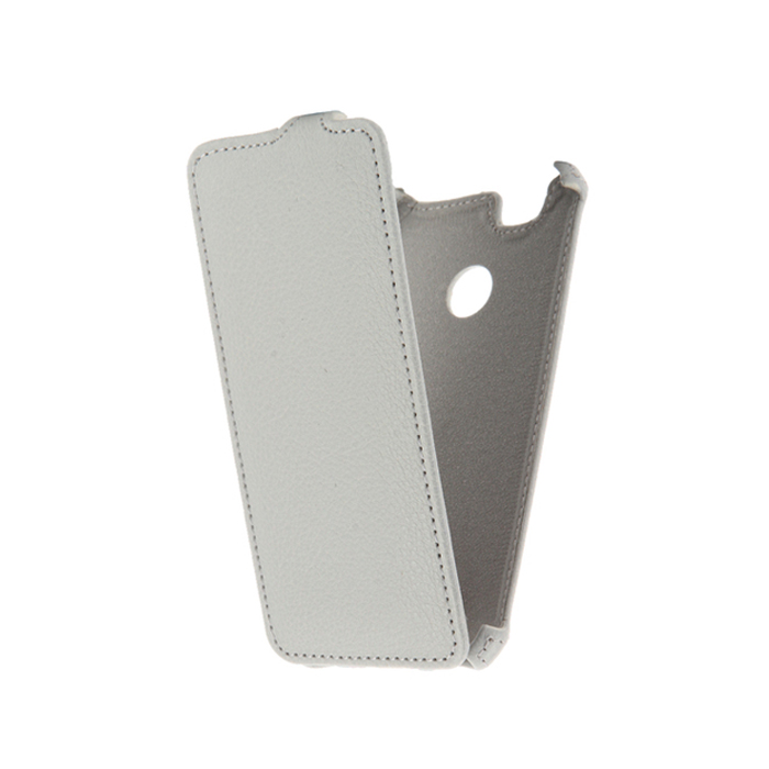 Чехол Gecko Flip-case для Huawei Nova белый