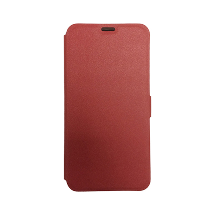 Чехол PRIME book-case для Meizu M5, красный