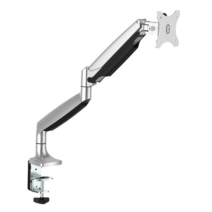 Кронштейн ARM Media LCD-T31 Vesa до 100×100 15-32′ max 9кг silver для одного монитора с газовой пружиной