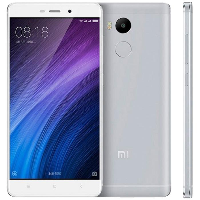 Сотовый телефон Xiaomi Redmi 4 16GB Silver