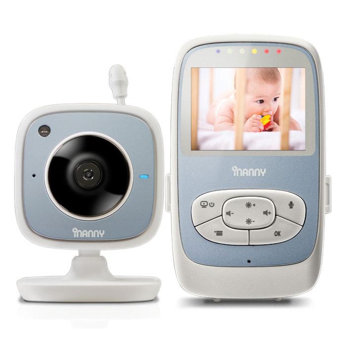 Цифровая видеоняня iNanny с LCD дисплеем 2,4» (Wi-Fi)