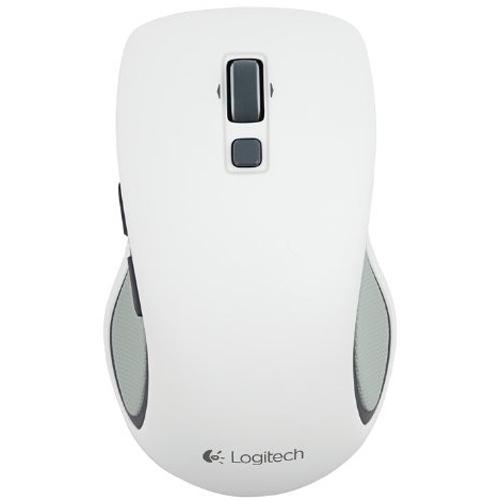 Мышь Logitech M560 Wireless Mouse USB white ( 910-003913 ) оптическая, беспроводная
