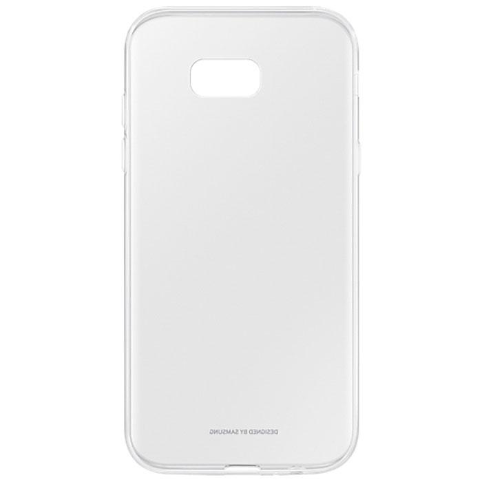 Чехол Clear Cover для Samsung Galaxy A7 (2017) SM-A720F, прозрачный