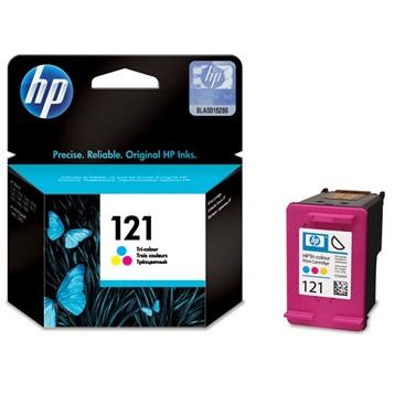 Картридж HP CC643HE №121 Color