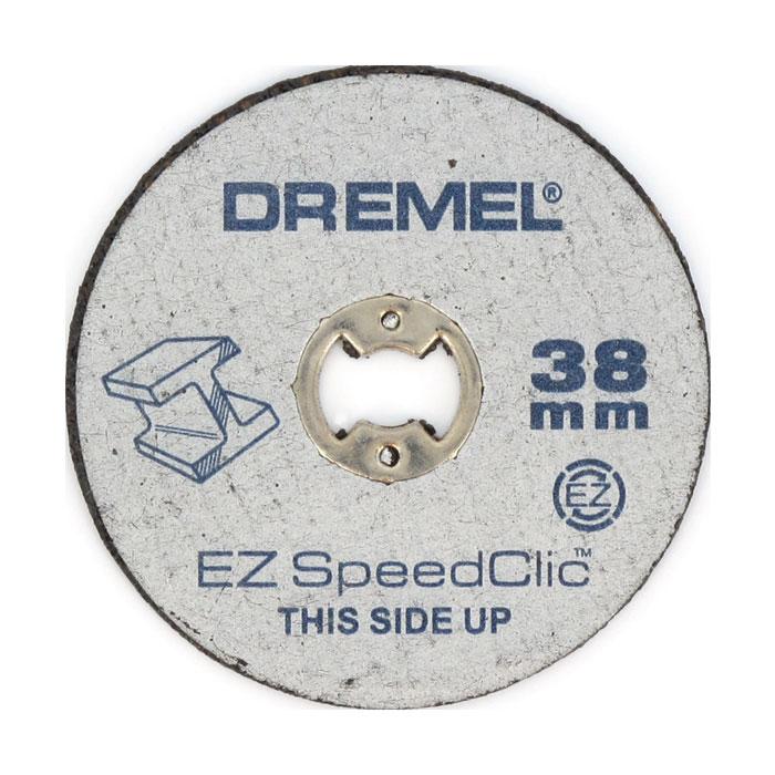 Набор отрезных кругов по металлу Dremel SC456 2615S456JD
