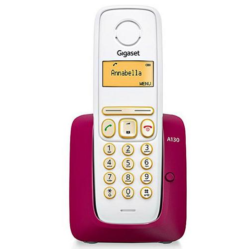 Телефон Gigaset A130 Bordeaux