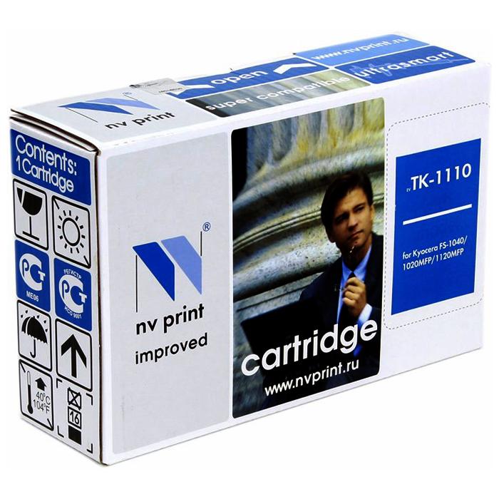 Картридж NV-Print NVP- TK-1110 для Kyocera FS-1024/1124MFP/FS1110 (2100стр)